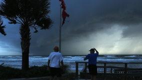 Hurricane Dorian: East coast of Florida watches as Category 2 storm crawls along