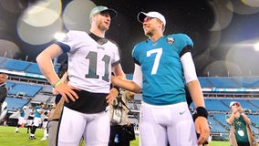 """Wentz reaches out to Foles after injury: """"I know he'll handle it well"""""""