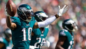 DeSean Jackson set to return for Eagles-Bears matchup