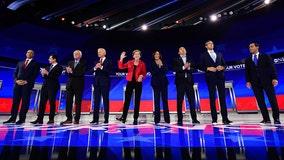 Fiery Democratic debate tackles health care, immigration, gun violence, as candidates attack Trump