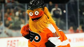 'National Gritty Day': Beloved Flyers mascot demands 'lavish' gifts for 1st birthday