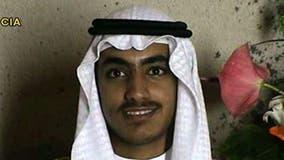 White House: Bin Laden son killed in US counterterrorism operation
