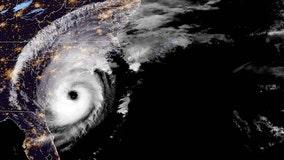 Hurricane Dorian grazes Carolina coast, aims for Outer Banks