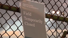 Officials: Several Philadelphia athletic fields temporarily closed due to lead contamination