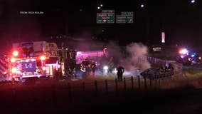 2 killed in crash involving wrong-way driver on Route 378 in Bethlehem