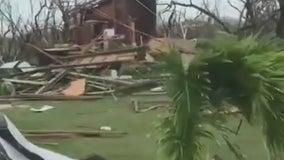 Social media shines light on devastation in Bahamas