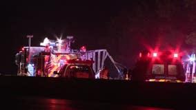 Driver killed after tractor-trailer overturns in Mount Laurel