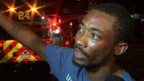 Nelson Agholor invites good Samaritan from fire scene to Eagles game