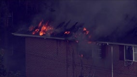 Officials: Newark apartment fire ruled accidental