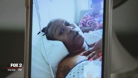 Detroit woman survives being shot 11 times by wife: 'She emptied the clip'