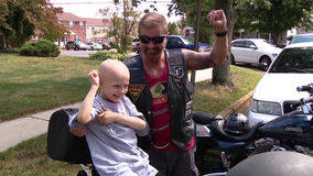 South Jersey boy battling cancer receives outpouring of support