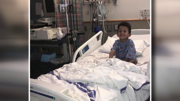 4-year-old boy in need of kidney transplant