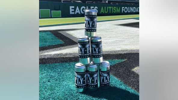 Eagles team up with Goose Island for Birds themed beer