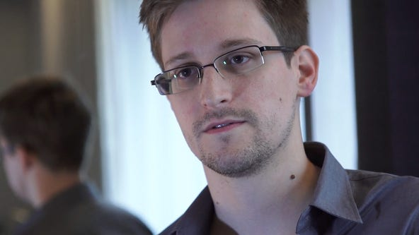 Edward Snowden tells life story and why he leaked in new memoir