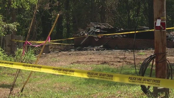 Missing trans woman's body found in burned down NC home