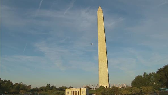Washington Monument reopens after 3-year closure with upgraded elevator system, new security features