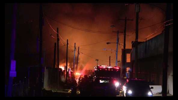 Man sentenced for role in 4-alarm fire at Thrifty Irishman