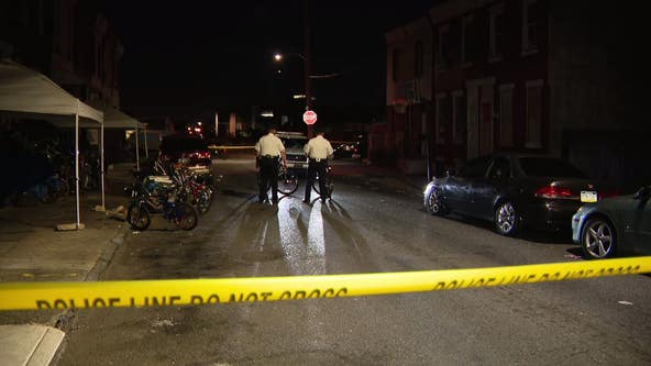 Violent weekend in Philadelphia leaves at least 2 dead, 17 injured