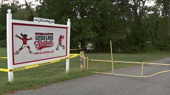 Officials: Human remains of child found at Delaware little league field