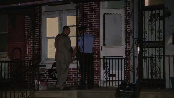 Infant found next to slain mother inside West Philly boarding house