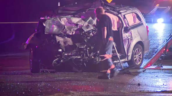 Police: Speed a factor in Plymouth Twp. crash that killed 3, injured 1