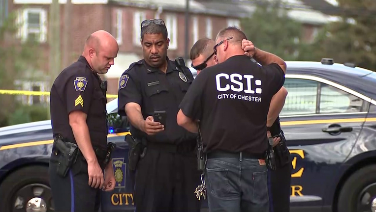 Police: 14-year-old boy shot in the head in Chester | FOX 29