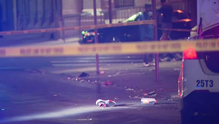 Labor Day weekend violence across Philadelphia leaves 6
