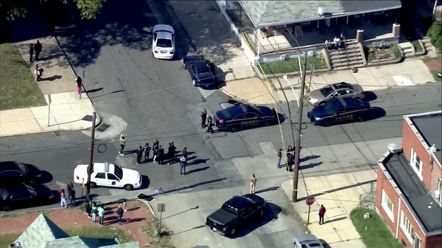 Police: 2 teens shot blocks away from Chester High School