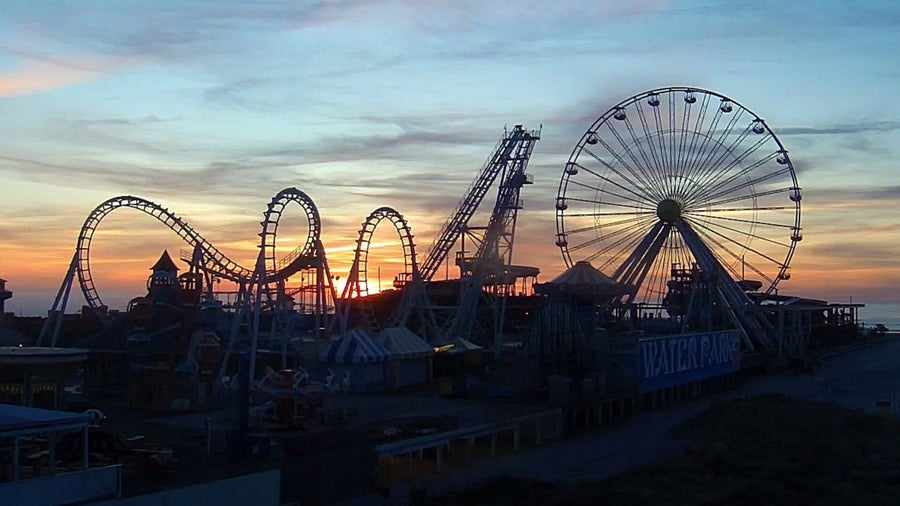 Wildwood beaches, boardwalk closed until May 1 due to pandemic