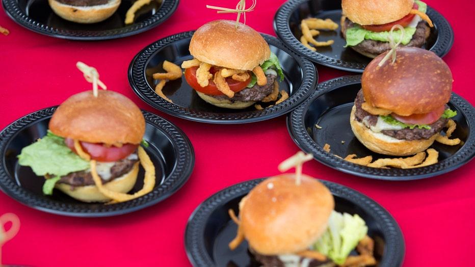 Philadelphia Burger Brawl