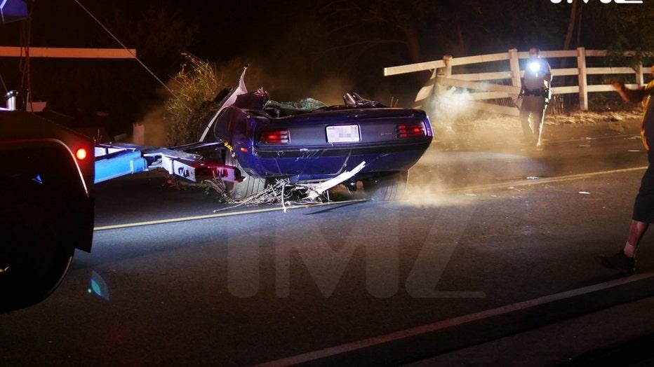 Kevin Hart suffers 'major back injuries' in Malibu Hills car