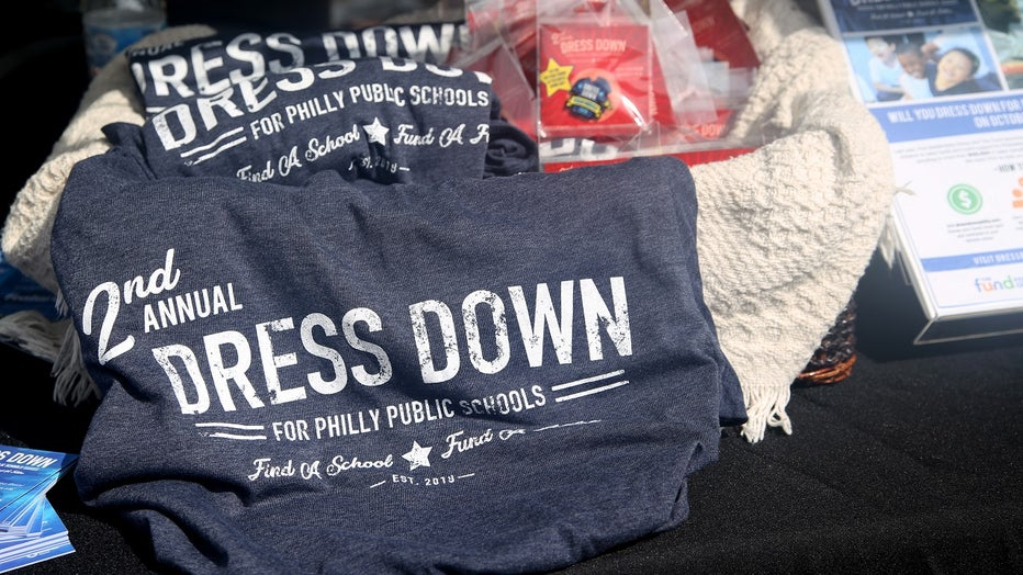 Dress Down Philly