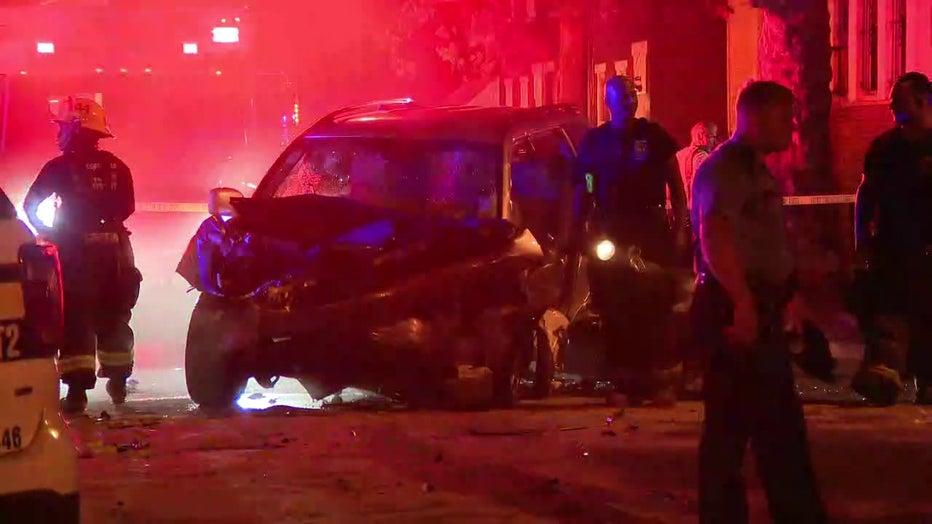 Mantua SEPTA crash
