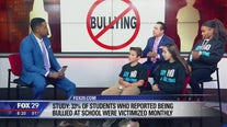 Teach Anti Bullying aims to give youth confidence