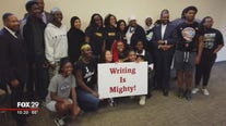 Mighty Writers: Group teaches teens to use their voices to change their communities
