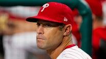 Phillies dismiss Gabe Kapler as manager