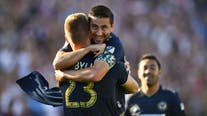 Philadelphia Union beat New York Red Bulls 4-3, advance in MLS playoffs