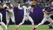 Vikings fly past Eagles in 38-20 win