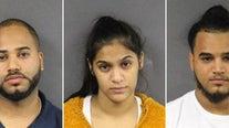 Authorities seize over $65K in narcotics, arrest three in Mercer County