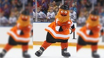 Gritty welcomes fans to get 'grittified' at new C.O.M.M.A.N.D. Center