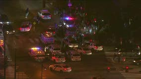 Police: Large group of juveniles disrupt traffic in Northeast Philly