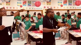 Texas teacher mixes music and math to make learning more engaging