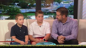 Dad, sons create app designed to help exterminate Spotted Lanternflies
