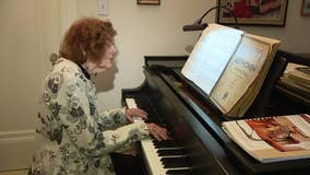 West MountAiry piano teacher thriving at 100 years old