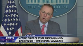Chris Wallace: Mulvaney 'stepped in it, there's no question about it'
