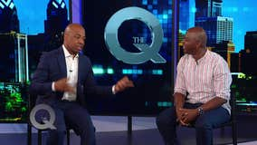 Comedian Jamal Doman stops by The Q