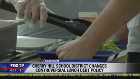 Cherry Hill School District amends outstanding lunch debt policy