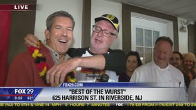 Town Takeover: Bob signs off from Riverside, New Jersey!