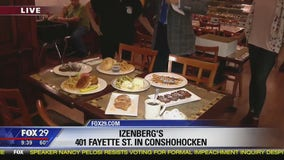 Izenberg's Breakfast With Bob