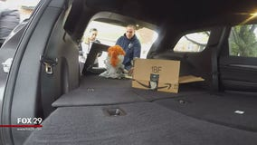 For Goodness Sake: Local officers organize trunk-or-treat
